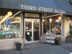 This bookstore is larger than it looks and full of fabulous books in downtown McMinnville.