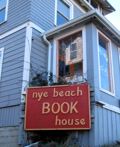 A great place to find books and it's in the middle of historic Nye Beach.