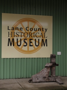 I sold 12 books when I gave the presentation on May 8, at the Lane County Historical Museum.