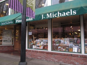 This Eugene bookstore is a class act.