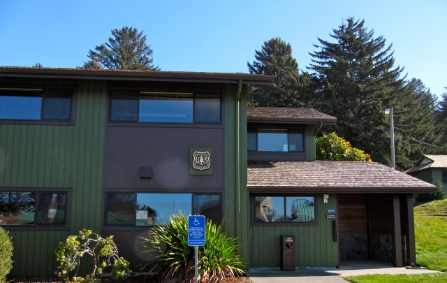 Gold Beach Ranger Station carries Crossings and soon will carry The Crossings Guide.