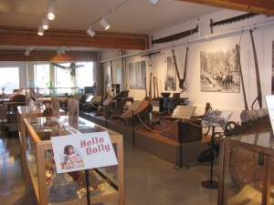 North Lincoln County Historical Museum in Lincoln City is a terrific place to visit and mow carries The Crossings Guide.