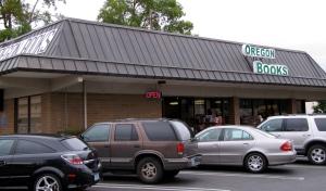 Oregon Books & Games in Grants Pass is a terrific bookstore.