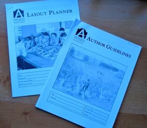 Layout Planner & Author Guidelines from Arcadia Press.