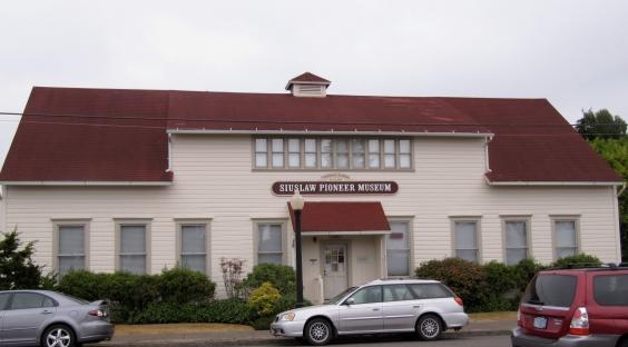 Siuslaw Pioneer Museum