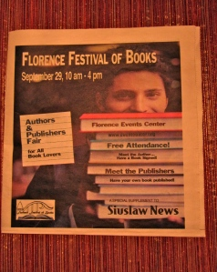 This was last year's 16-page newspaper supplement devoted entirely to  the FFOB.
