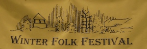 Each year the Winter Folk Fest livens up January.