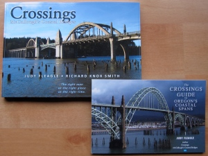 Here are both bridge books: Crossings and The Crossings Guide.