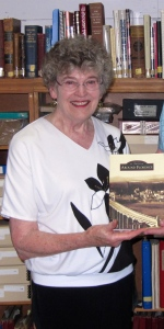 This was last summer when I presented a copy of Around Florence to the Siuslaw Pioneer Museum.