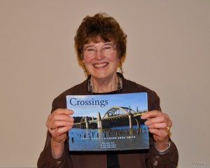 Crossings was the project of a lifetime, taking me a year working all day every day to complete. It's the book I'm most proud of.