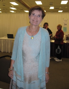 Jane was delightful to talk to and terrific as our Keynote Speaker.