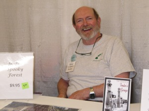 One of my favorite participants each year is C. Edwin Fender. I also bought one of his books.